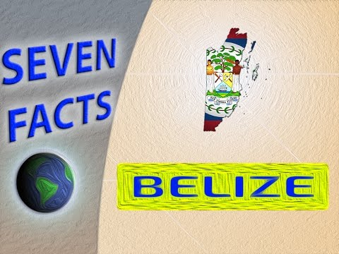 7 Facts about Belize