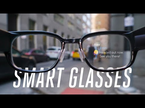 North Focals glasses review: a $600 smartwatch for your face