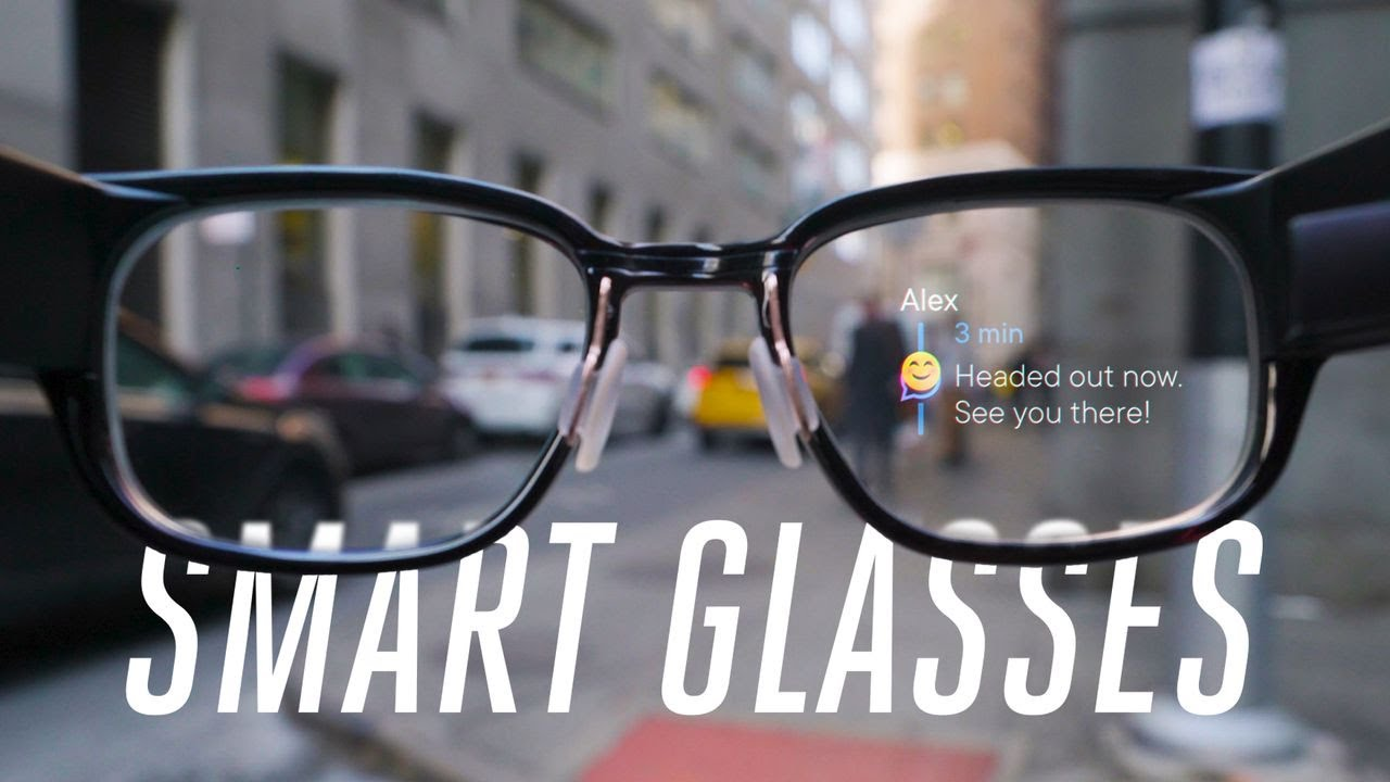c7de20cbf6c3 Can these smart glasses do what Google couldn t  - YouTube