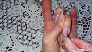 Как Наращивать ногти на верхние формы. Наращиваю сама себе! ?НАРАЩИВАНИЯ НОГТЕЙ ГЕЛЕМ ЖЕЛЕ!