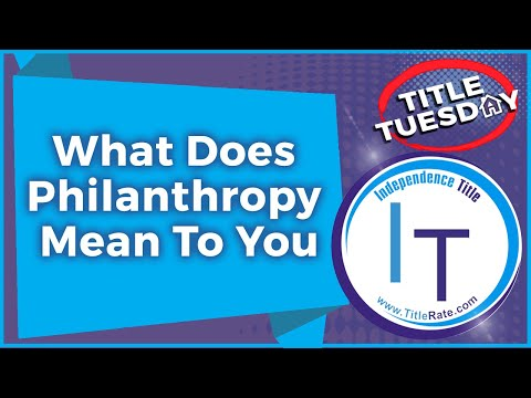 #givingtuesday-what-does-philanthropy-mean-to-you