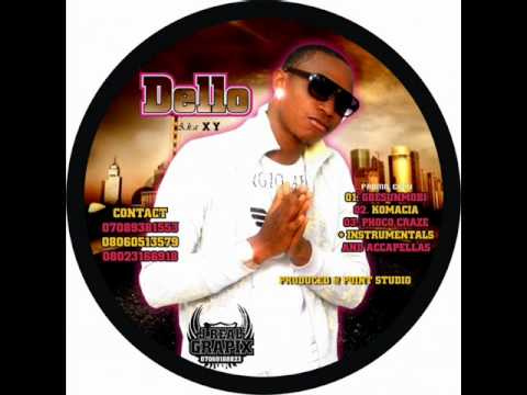 Dello New Hot Single ( Shawty Soro ) Chorppyz Records