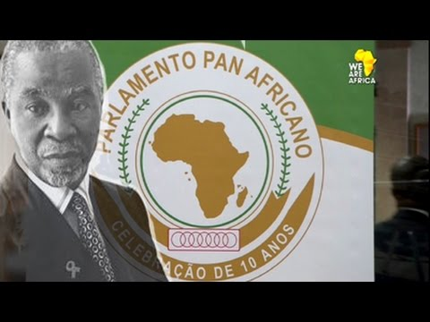 Thabo Mbeki addresses PAP on AU report - Illicit Financial Flows from Africa
