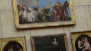 Louvre Museum, Mona Lisa - L. da Vinci, The Wedding at Cana - P. Veronese