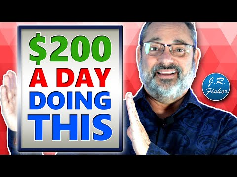 Whiteboard Animation Videos - FREE Software - Earn $200 A Day - J.R. Fisher