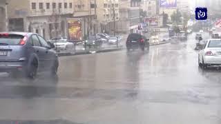 امطار غزيرة في الأردن - (20-12-2018)