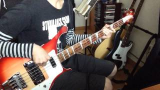 Muse- Endlessly (Bass Cover)