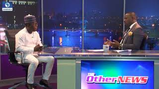 Folajimi Lai-Mohammed Shares His Thoughts On Godfather-ism | The Other News | Sept. 21 2017