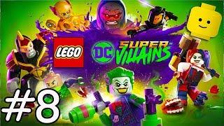 Super-Schurken Zeichentrick-Video Spiele für Kinder & Kinder - LEGO DC Super Villains #8