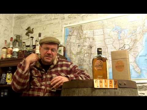 whisky review 389 - Bernheim Wheat Whiskey