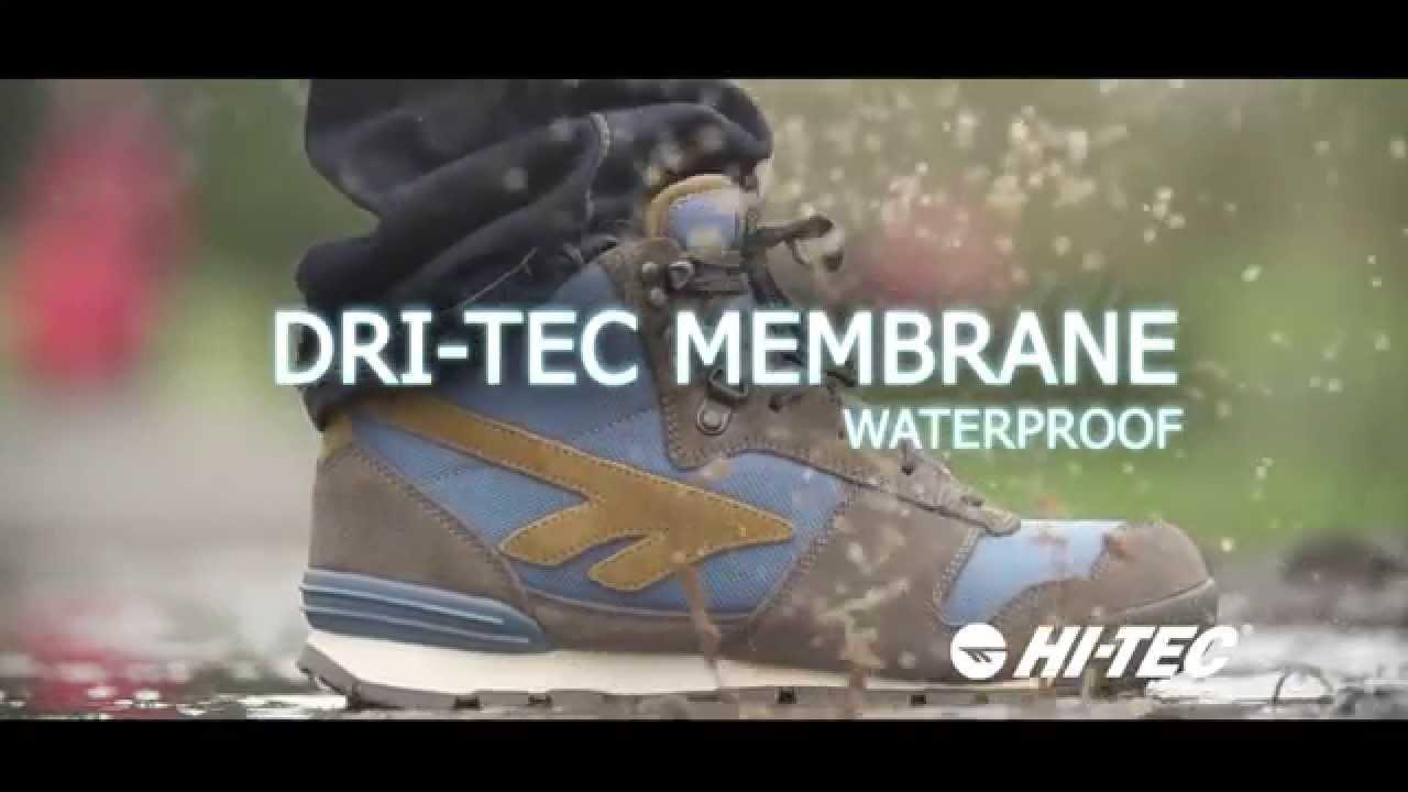 Ladies Hi-Tec Waterproof Walking//Hiking Boots  Sierra Lite