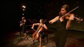 Salut Salon:  the quartet performs live (with interviews)