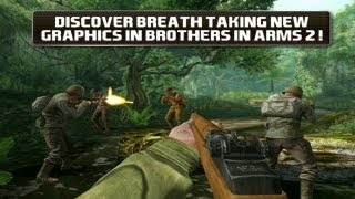 Brothers In Arms® 2: Global Front (Free) - [iOS] Gameplay