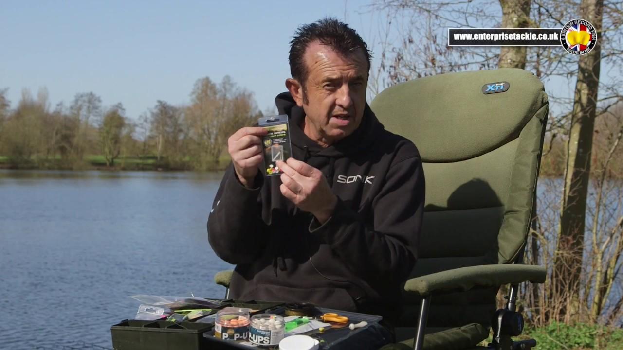 Enterprise Tackle Specialist Bobbin carp fishing