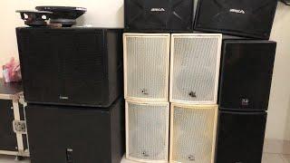 Loa DK tress neo tiếng chất-xả hàng bom-âm thanh hàng bãi giá rẻ