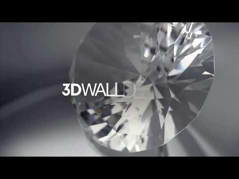 3D WALL DESIGN | sculpted textures