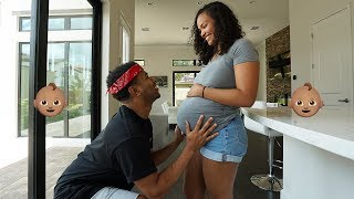 pregnant with twins fathers day special surprise