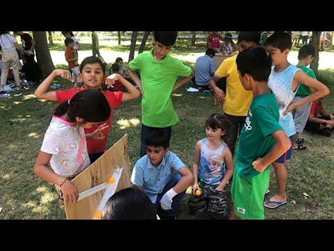 Таджикистан и коронавирус. Детские лагеря работать не будут. Только частные