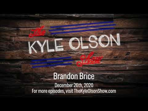 Brandon Brice Talks Expanding the Republican Party on The Kyle Olson Show