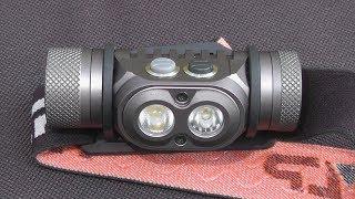 видео Купить налобный фонарь Яркий Луч LH-160A Stalker в Москве