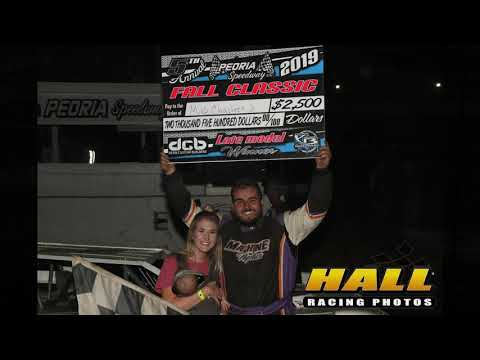 Peoria Speedway 9-14-19 Feature Highlights