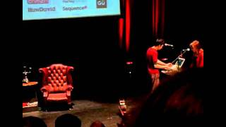 Solarference Performing at TEDx Cardiff | part one