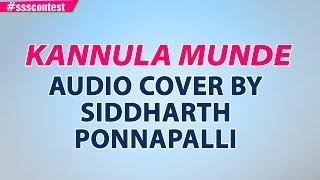 AR Rahman | Kannula Munde Audio Cover by Siddharth Ponnapalli #ssscontest