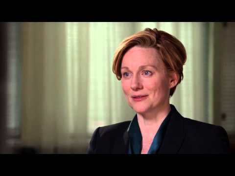 The Fifth Estate: Laura Linney On Working With Bill Condon 2013 Movie Behind the Scenes