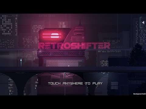 RETROSHIFTER - Official Trailer (iOS & Android)