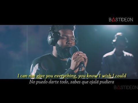 Khalid - Young Dumb & Broke (Sub Español + Lyrics)