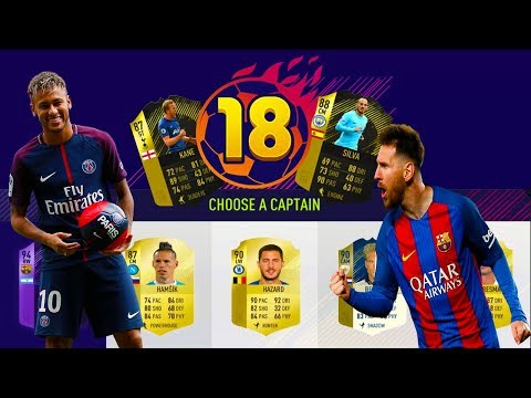 FIFA 18 FUT DRAFT - Jucam Impotriva Unui Roman Cu Messi Si Neymar In Aceeasi Echipa !!!