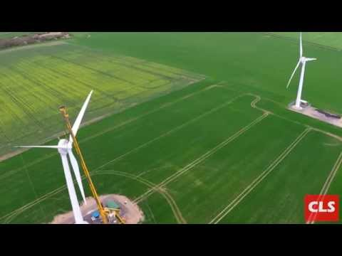 Burringham Wind Turbine