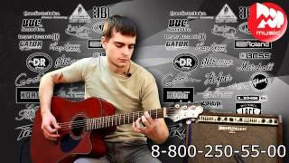 Гитара электроакустическая GREG BENNETT D4CE