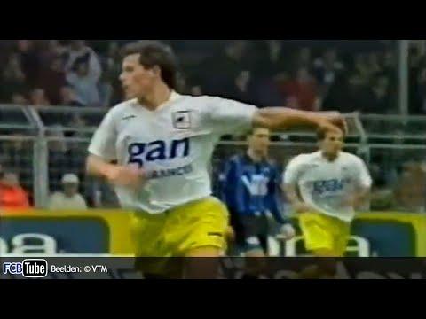 1994-1995 - Beker Van België - 01. 16de Finale - Club Brugge - FC Liège 5-0