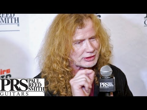 Dave Mustaine: Megadeth Could Record a New Album Tomorrow