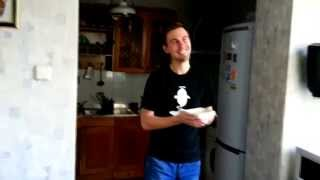 Вкусный Заварной крем, простой рецепт крема для торта Наполеон