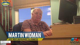 Martin Widman 'Warriors' Interview : 04/04/2020