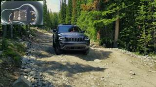 2017 Grand Cherokee TrailHawk Off Road Articulation Better Than A Wrangler