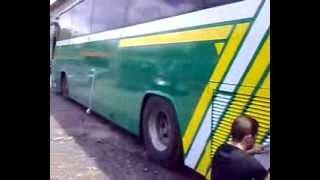 Тюнинг автобуса.Плёнка на борт.Борозда,Клин.(, 2012-01-31T21:12:12.000Z)