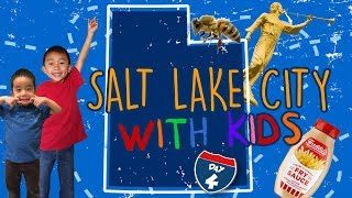 Utah State Capitol & Clark Planetarium (Things to do in Salt Lake City): Traveling with Kids