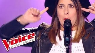 Fanny Beaumont - « Dernière danse » (Indila) | The Voice 2017 | Blind Audition
