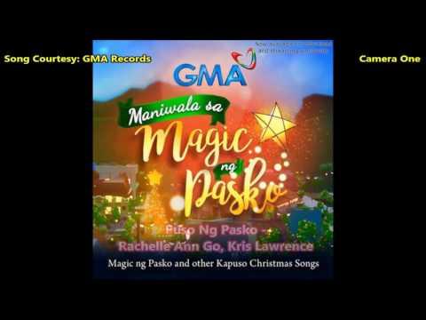 """GMA Christmas 2016 """"Magic ng Pasko"""" Christmas  Album"""
