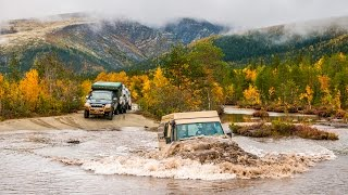 ARCTIC TOUR - SHORT - Raid 4x4 Russie - 4x4 expedition in Russia // by Geko Expeditions