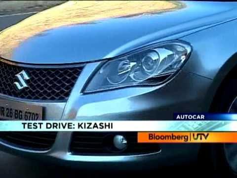 Suzuki Kizashi video review by Autocar India