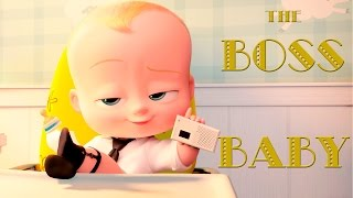 Босс Молокосос: социальные темы в семейном мультфильме The Boss Baby 2017