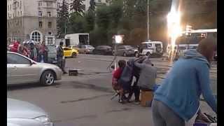 Самара. Съемка фильма
