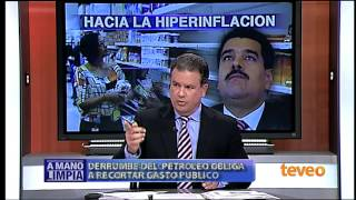 Venezuela hacia la hiperinflación - América TeVé