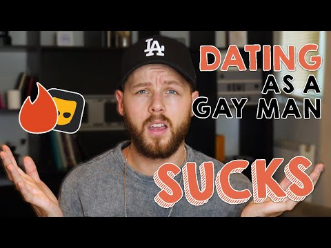 Why dating as a gay man SUCKS   Dating apps, Physical expectations and more
