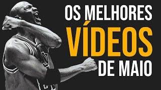 TOP 5 MOTIVACIONAL (Os Melhores Vídeos de MAIO)   Nando Pinheiro