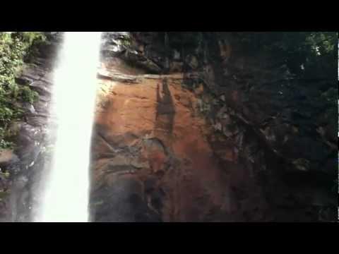 Cachoeira da figueira - Sítio 3 quedas - Brotas-SP